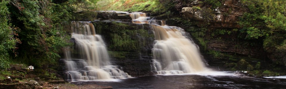 Photo: Crammel Linn near West Nichold holiday cottage Gilsland Cumbria