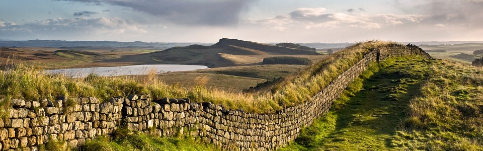 Perfect for exploring Hadrian's Wall