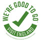 Logo: Good to Go England